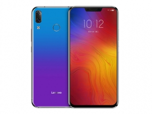 The Lenovo Z5 smartphone.