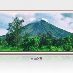 MyPhone myX8 has 18:9 Display and Front LED Flash