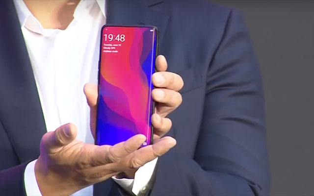 Meet the OPPO Find X!