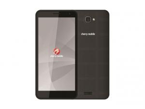 The Cherry Mobile Flare A2 Lite smartphone in black.