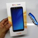 MyPhone myX8 Unboxing and Hands-on Experience