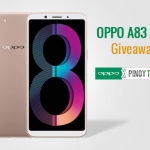 OPPO A83 2018 Giveaway – A Pinoy Techno Guide and OPPO Philippines Partnership