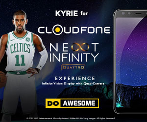 Cloudfone Next Infinity