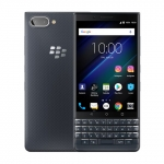 The Blackberry Key2 LE smartphone.