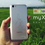 MyPhone myX8 review