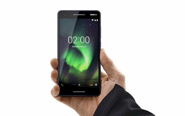 Meet the Nokia 2.1 smartphone!