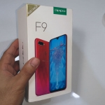 OPPO F9 Unboxing and Hands On