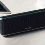 Meet the Sony Extra Bass SRS-XB31 portable speaker.