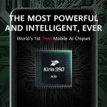 Huawei unveils Kirin 980 chip for upcoming Mate 20 smartphone