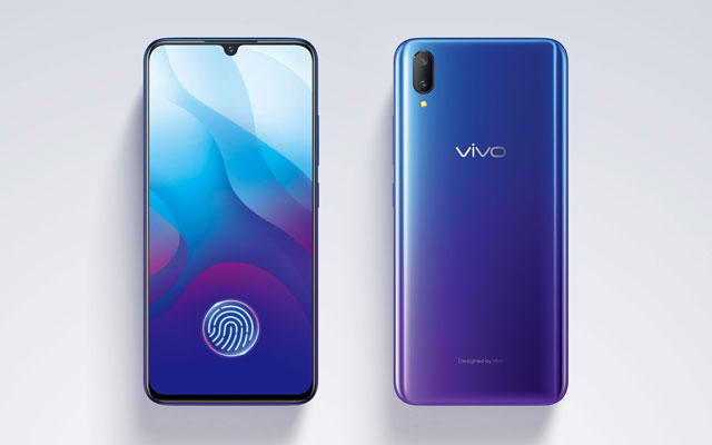Meet the Vivo V11 smartphone!