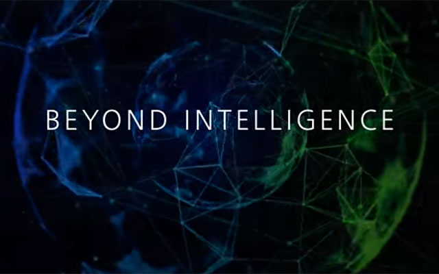 What goes beyond intelligence?