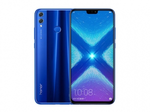 The Honor 8X smartphone.