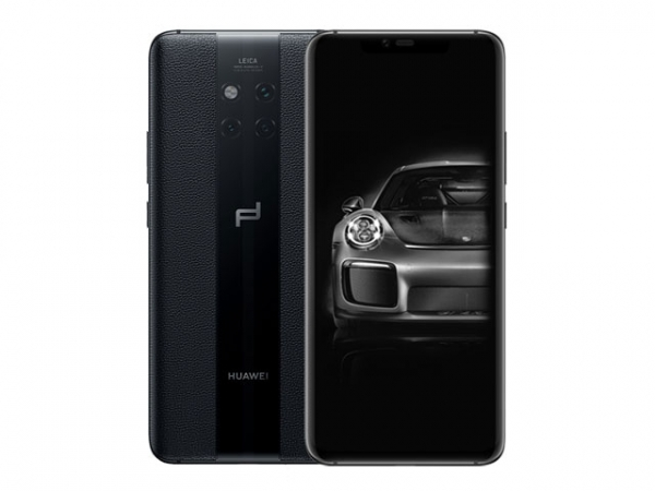 The Huawei Mate 20 RS PORSCHE DESIGN smartphone.