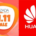 Lazada 11.11 SALE 2018: Discounted Huawei Smartphones, Piso Accessories and Freebies