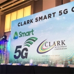 Smart is partnering with Clark Development Corp. and Ericsson in bringing 5G to the Philippines.