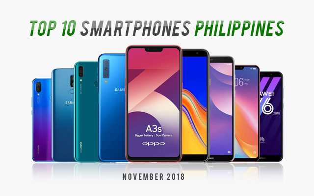 Meet the most popular smartphones in the Philippines!