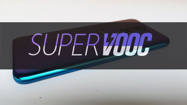 SuperVOOC Flash Charge