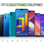 Top 10 Smartphones in the Philippines for December 2018 Based on PTG Pageviews