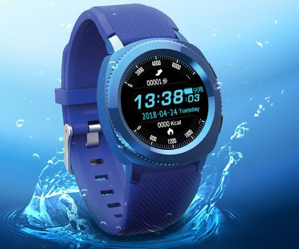 Cherry Mobile Flare Watch (Blue)
