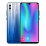 The Honor 10 Lite smartphone.