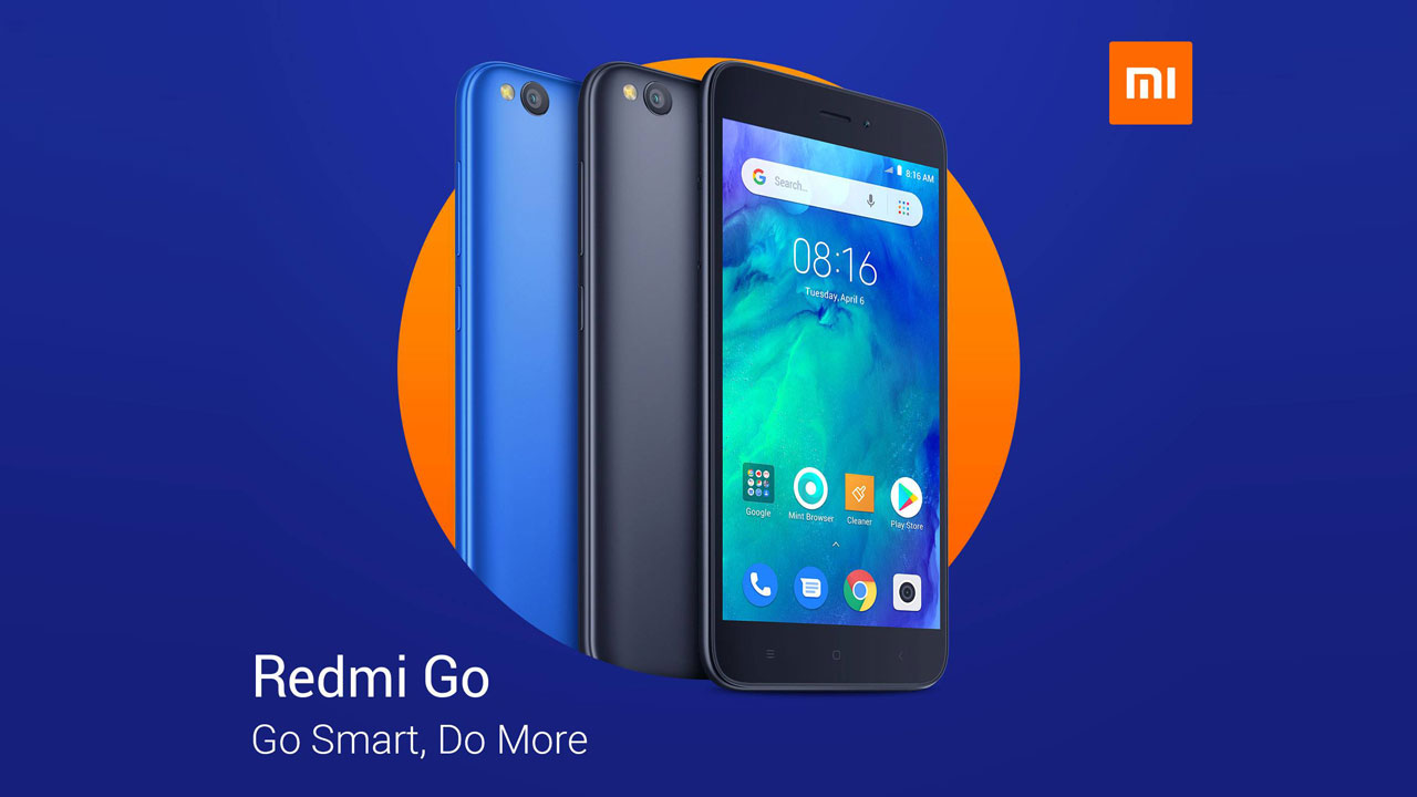 Xiaomi Redmi Go Smartphone Officially Revealed In The