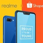 Realme and Shopee partnership.