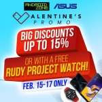 ASUS & Android Zone Post Valentines Promo