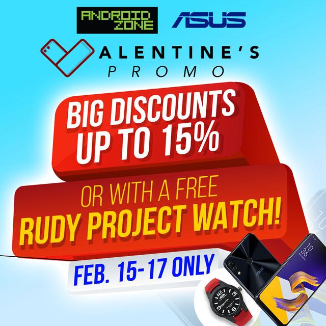 Post Valentine's Promo