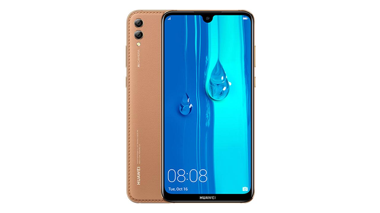 Huawei Y Max มือถือ ราคาไม่เกิน 10000 บาท ปี 2019