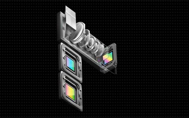 OPPO 10x Zoom Camera Module.