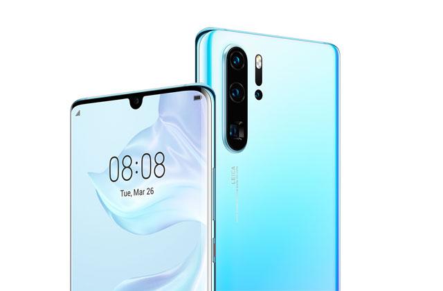 Meet the Huawei P30 Pro!