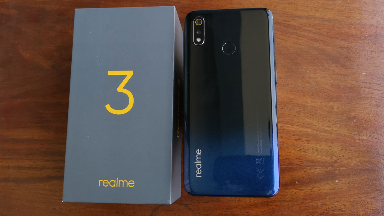 Image result for Realme 3
