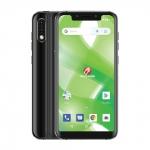 The Cherry Mobile Flare J6S smartphone in black.