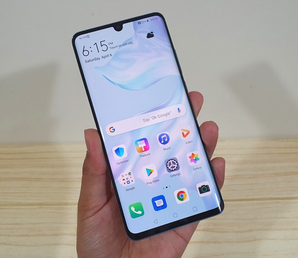Meet the Huawei P30 Pro!