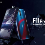 The OPPO F11 Pro Avengers Limited Edition smartphone.