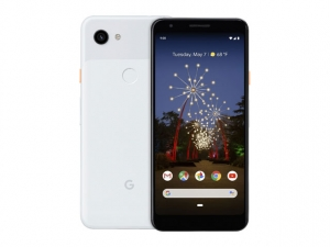 The Google Pixel 3a smartphone.