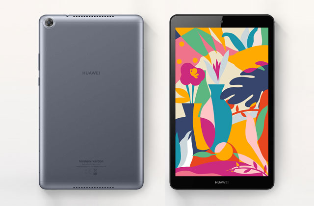Meet the Huawei MediaPad M5 Lite 8 tablet!