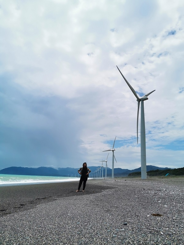 Bangui Windmills by Huawei P30 Pro (Normal).