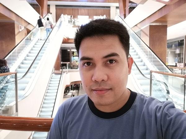 Huawei P30 Lite sample selfie 2.