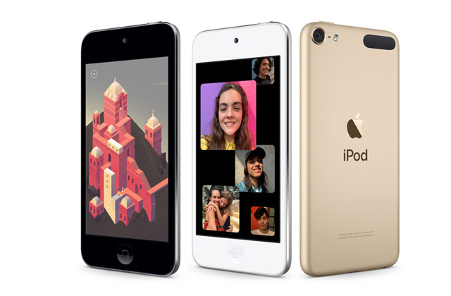 Meet the new iPod touch!