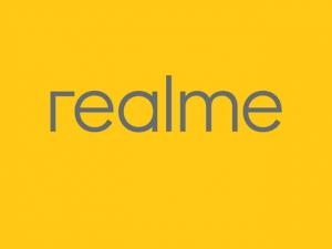Realme Logo