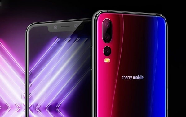 Cherry Mobile Flare X3 5 cameras.