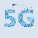 Globe Launches First 5G Service in SEA with Globe at Home Air Fiber 5G