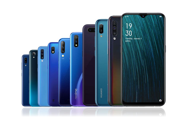 Top 10 smartphones in the Philippines for May 2019.