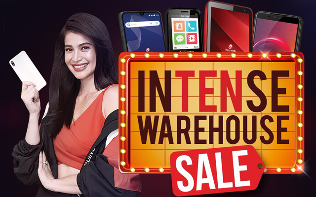 Cherry Mobile Warehouse Sale