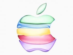 iPhone 11 Event logo