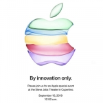 Apple iPhone 11 Event Invitation
