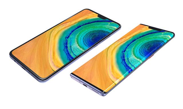 Huawei Mate 30 and Huawei Mate 30 Pro