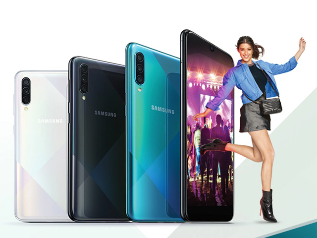 Samsung Galaxy A50s pre-order
