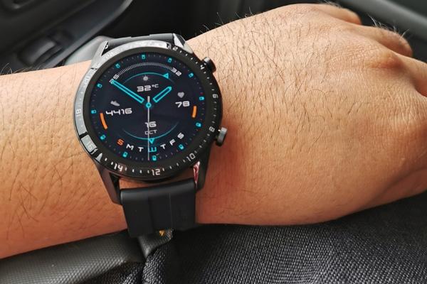 The Huawei Watch GT 2 looks good!
